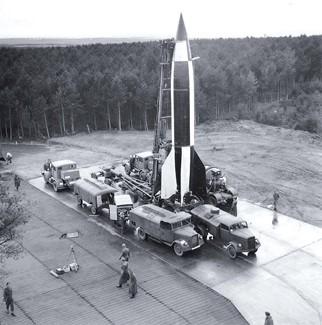 Werner von Braun en de V2
