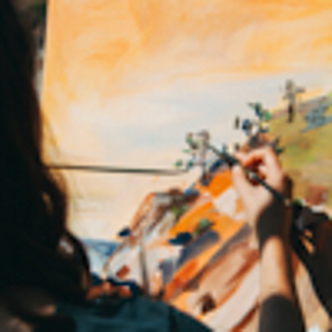 Het schilderij van je leven