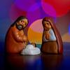 Het kerstfeest in beeld