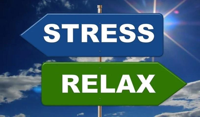Stress je leven uit!