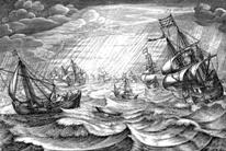 Nederland in de West vanaf 1590