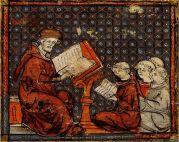 De ontwikkeling van ons onderwijs in de Middeleeuwen