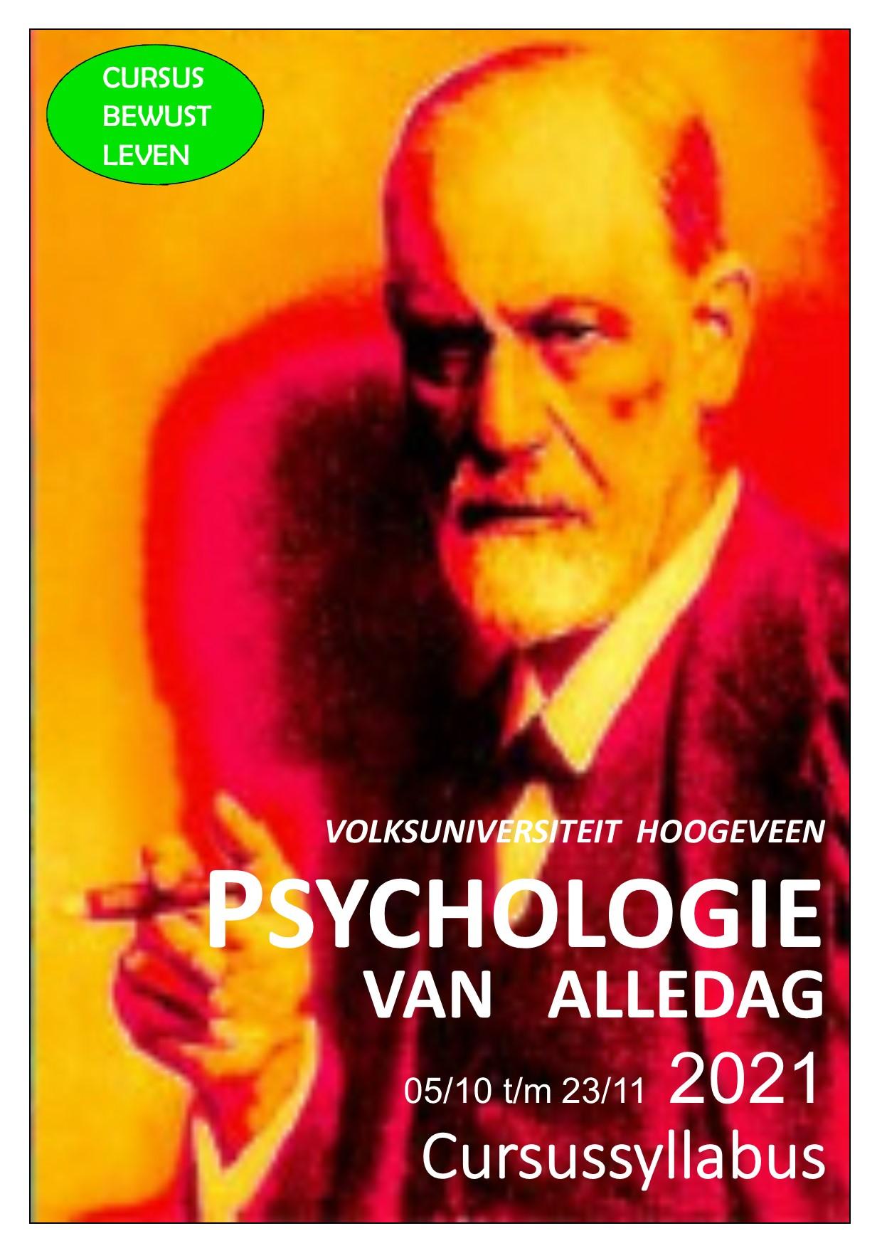 Cursus Bewust leven - Psychologie van alledag