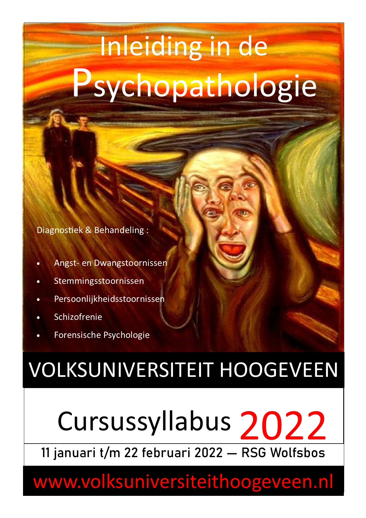 Cursus Psychologie - Inleiding in de Psychopathologie