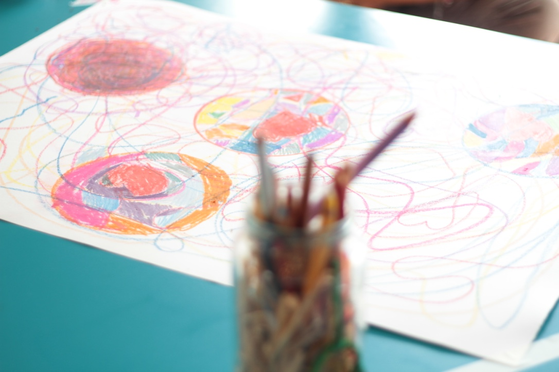 Kindertekeningen begrijpen verdieping