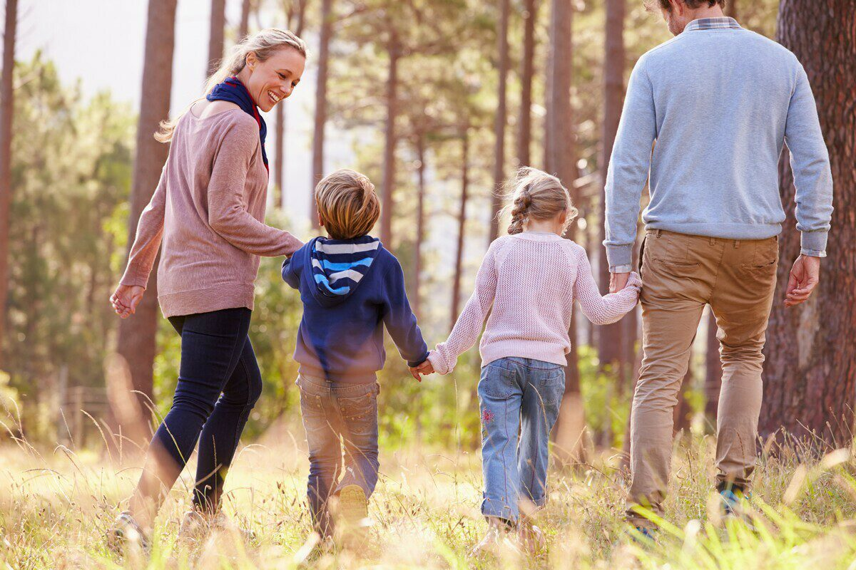 Familieopstellingen: Sta bewust op je plek en in het leven