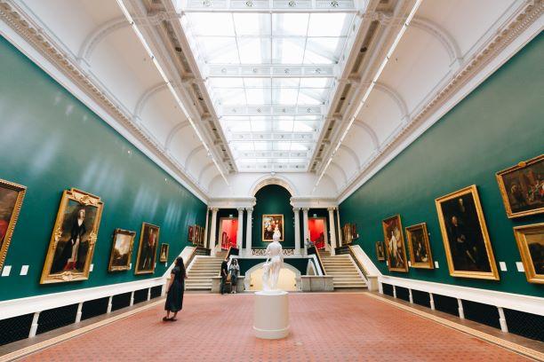 Europese musea en hun wortels