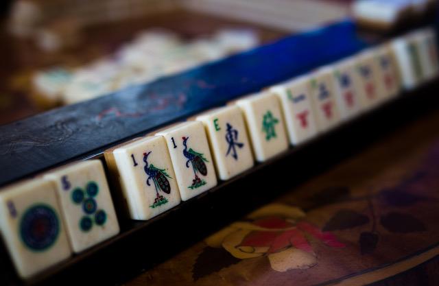Leer Mahjong spelen