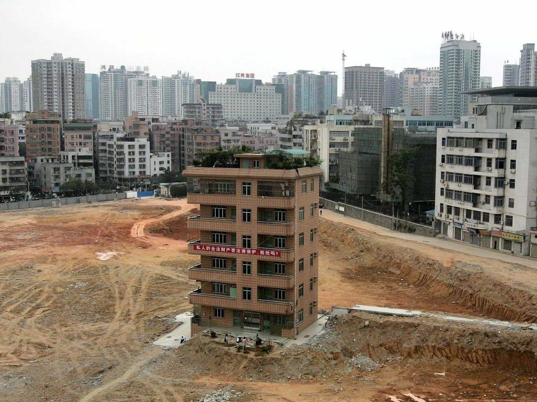 Chinese Urban Villages: Van nederzetting tot miljoenenmetropool NIEUW