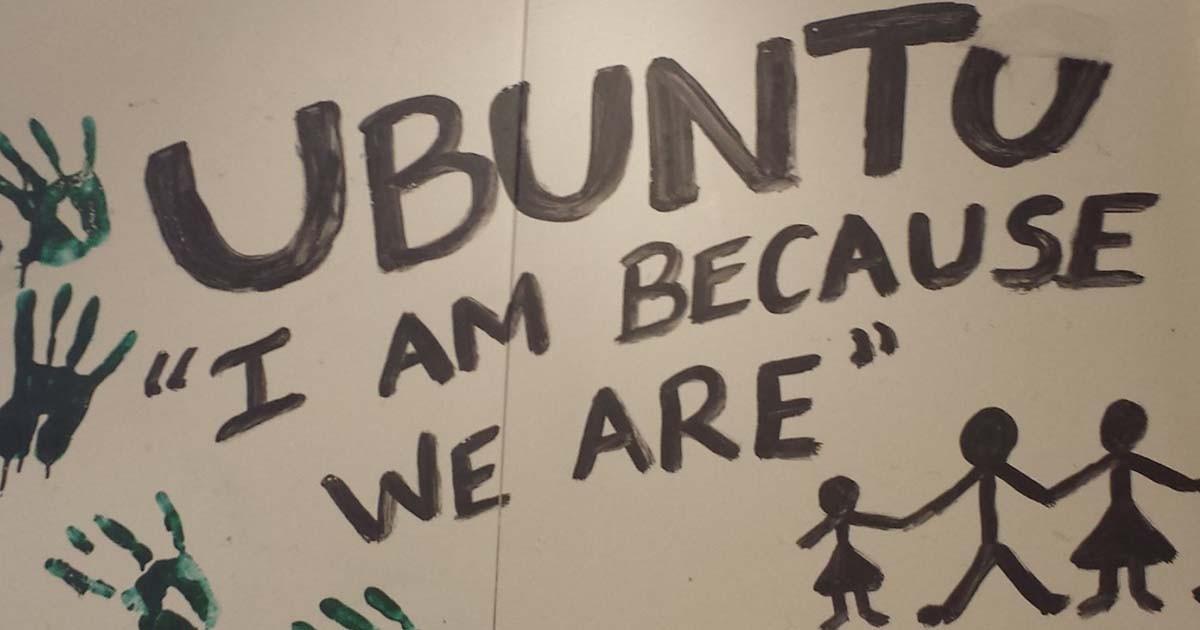 Ubuntu, de levenskunstfilosofie van Afrika