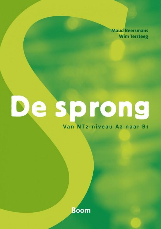 A2-B1 seviyesindeki Türklere özel Hollandaca gramer kursu/A2-B1.1 Nederlandse grammatica voor Turkstaligen online