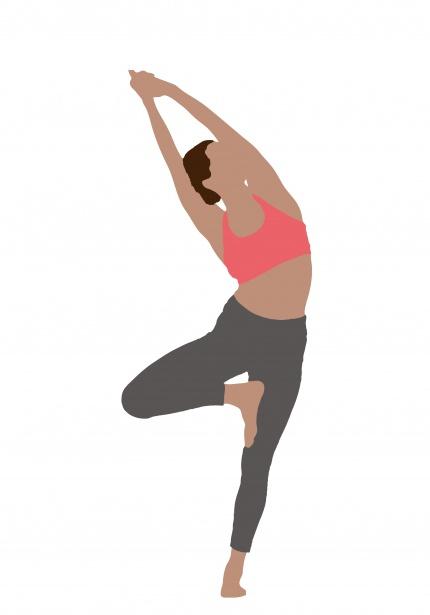 Yoga met Mirjam