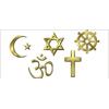 Vijf wereldreligies
