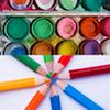 Tekenen en schilderen diverse technieken