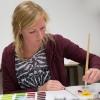Cursus Atelier; Vrij Tekenen, Schilderen en Aquarelleren