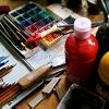 Schilderen met aquarel/acryl/pastel/olieverf