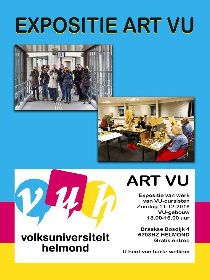 Affiche ART VU