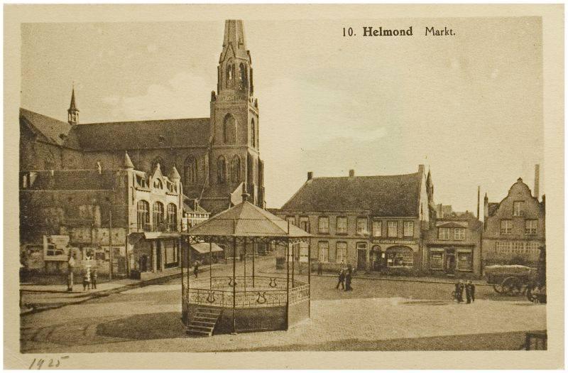 Geschiedenis van Helmond