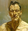 De schilderlevens van Lucian Freud, David Hockney en Chuck Close