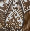 Henna op canvas